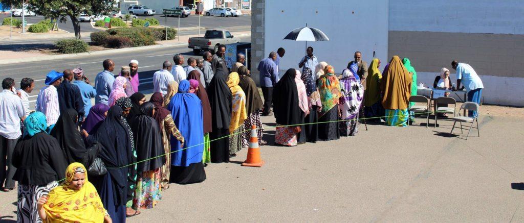 Somali Family Service Islamic community outreach