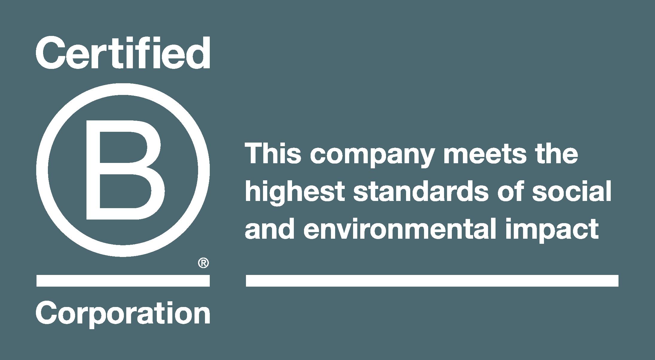 Certified B Corporation