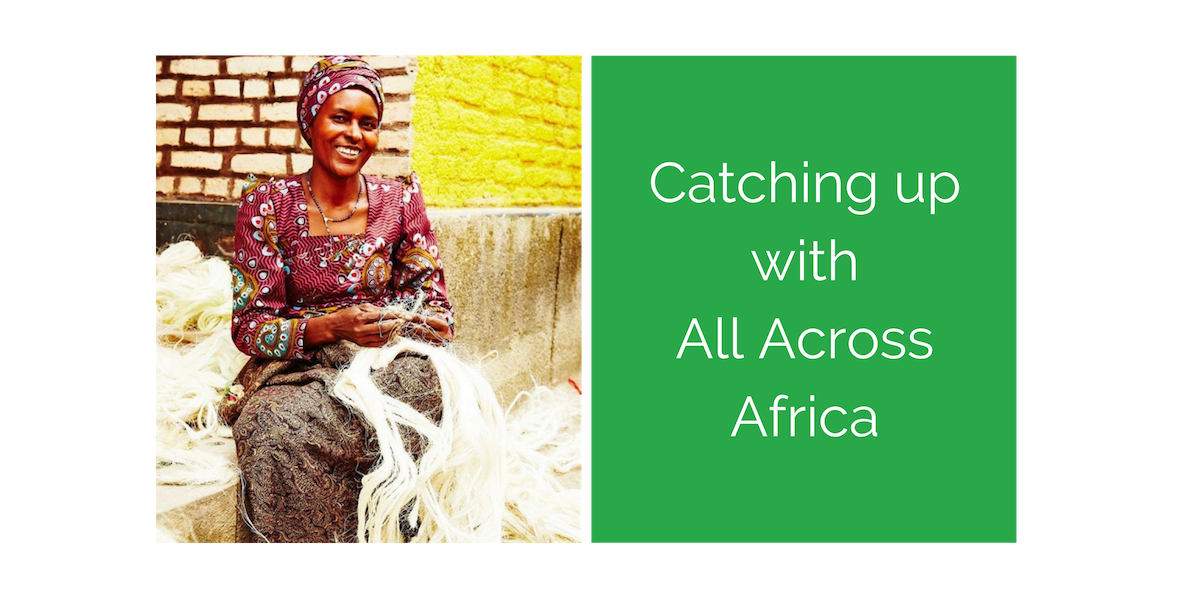 Supporting African artisans at work and beyond