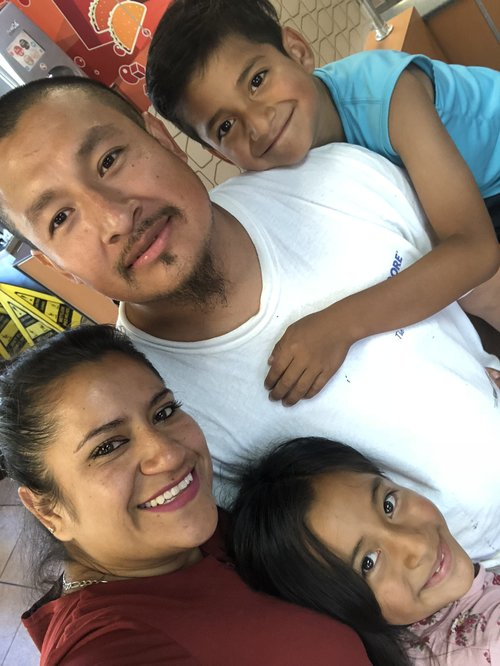 Freedom for Immigrants family