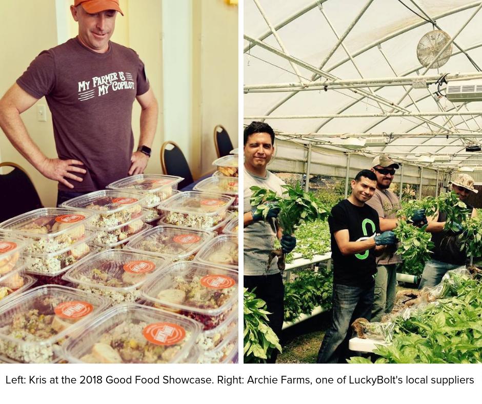 LuckyBolt & Archie Farms