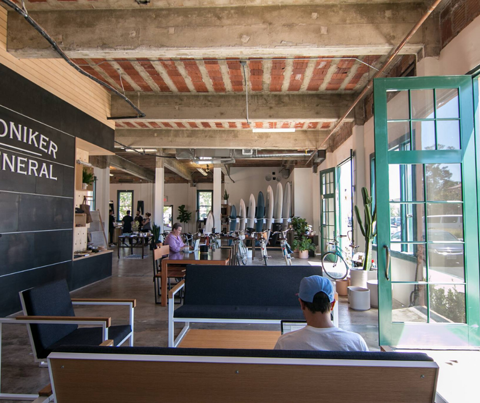 Moniker General is a local San Diego business on a mission to do good