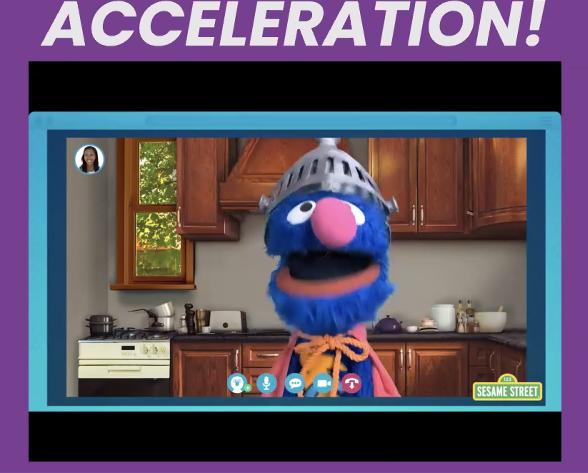 Grover Sesame Street Promising Ventures Fellowship