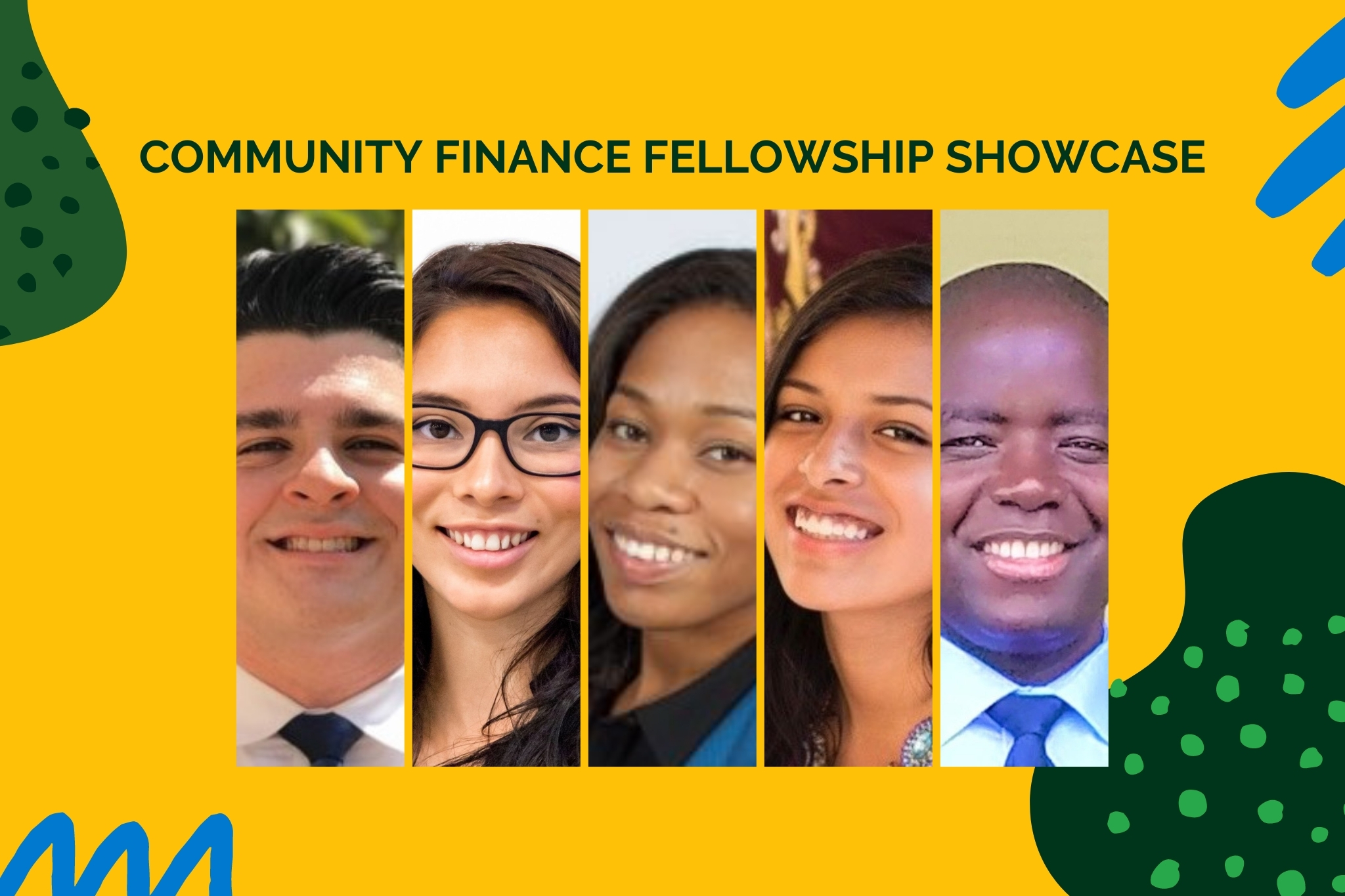 Community Finance Fellowship showcase 2020