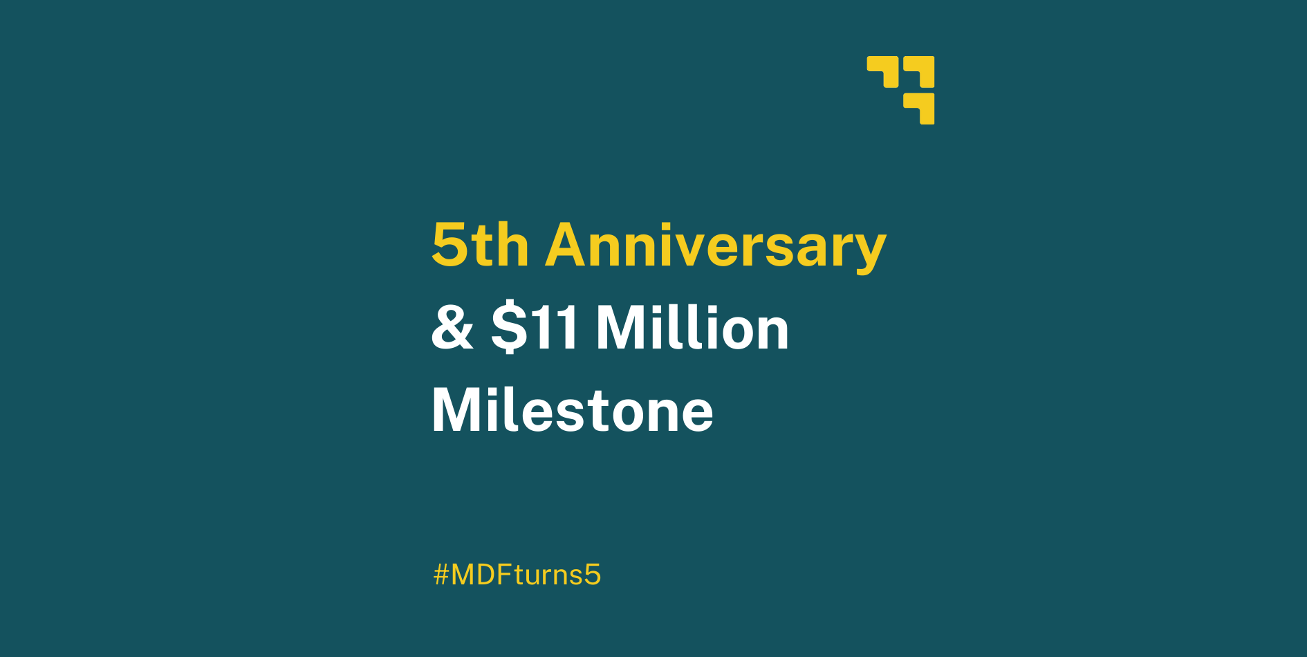Local impact investment firm Mission Driven Finance marks 5th anniversary with $11 million milestone
