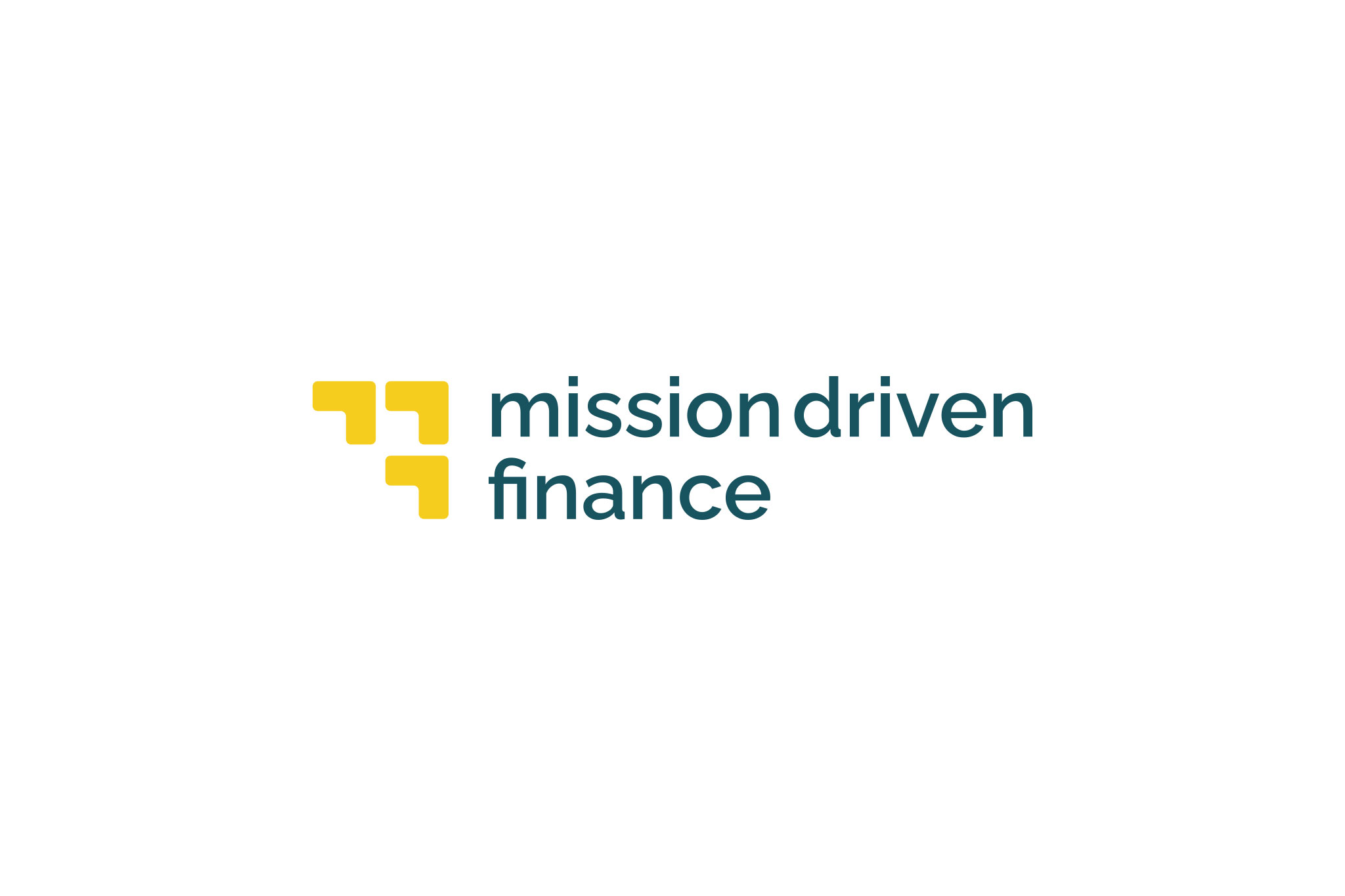 Mission Driven Finance logo
