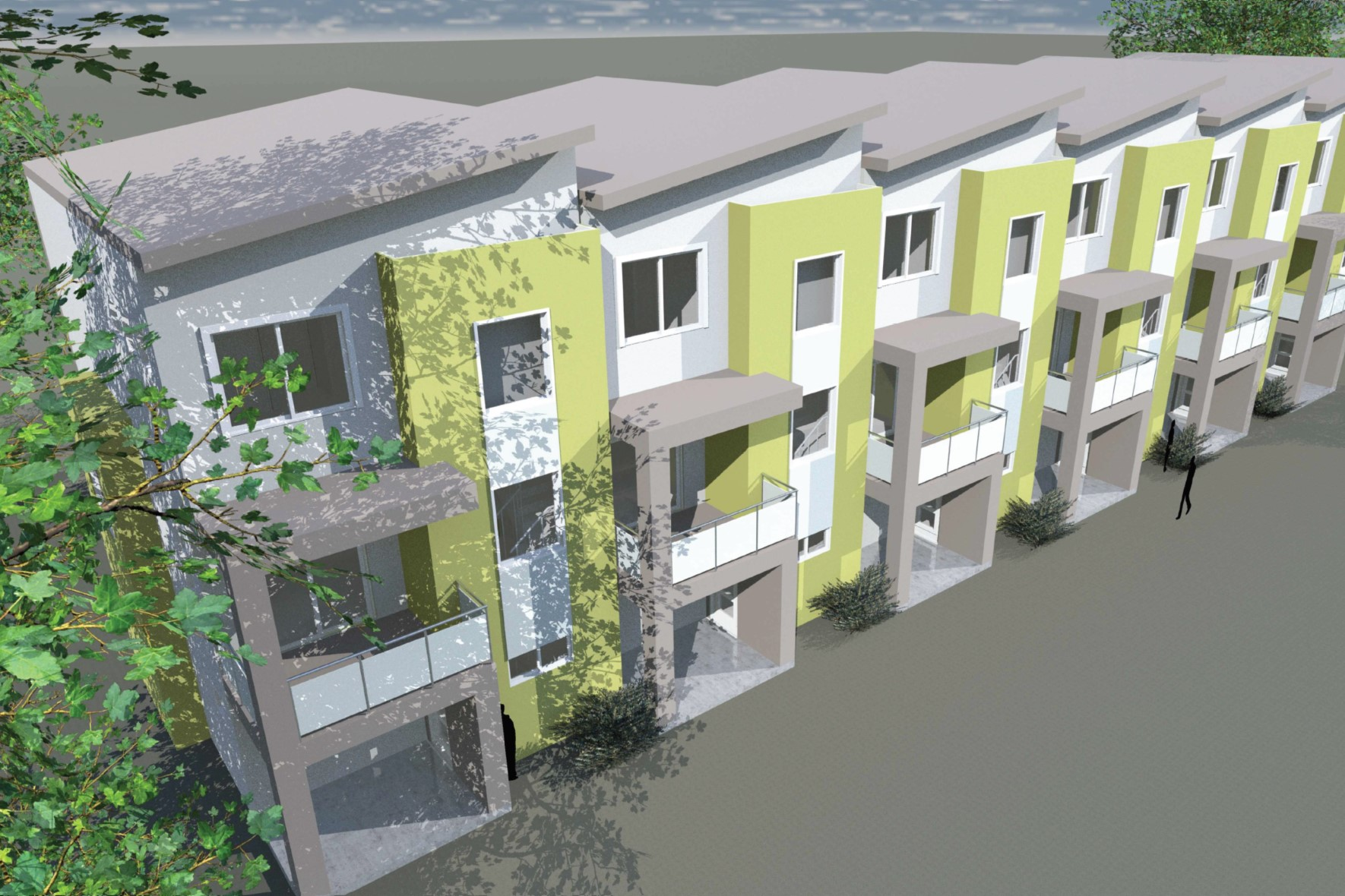 Hilltop Crossing rendering