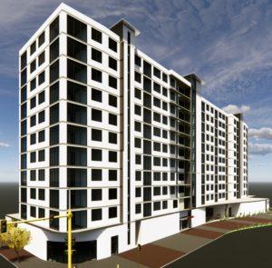 Bridgedeck architectural rendering