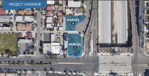 Bridgedeck project overview map