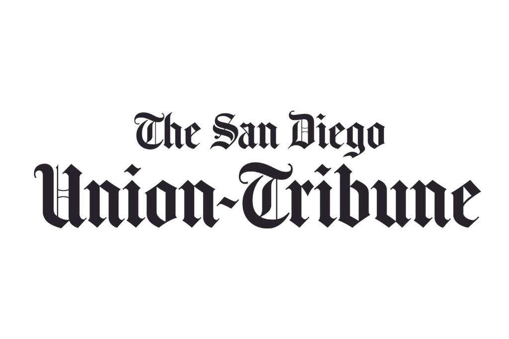 The San Diego Union-Tribune logo